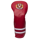 Harvard Crimson Vintage Golf Fairway Head Cover
