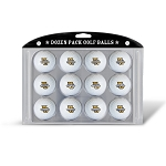Marquette Golden Eagles Dozen Pack Golf Balls