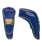 Tulsa Golden Hurricanes Hybrid Golf Head Cover