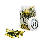 Oregon Ducks Golf 175 Tee Jar