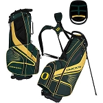 Oregon Ducks Gridiron III Stand Bag
