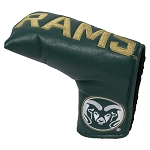 Colorado State Rams Vintage Blade Golf Putter Cover
