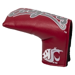 Washington State Cougars Vintage Blade Golf Putter Cover