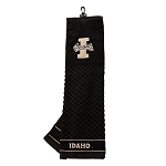 Idaho Vandals Embroidered Golf Towel