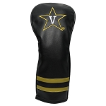 Vanderbilt Commodores Vintage Golf Fairway Head Cover