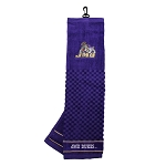 James Madison Dukes Embroidered Golf Towel