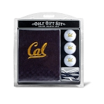 California-Berkeley Golden Bears Embroidered Golf Gift Set