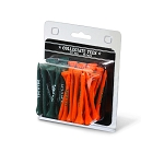 Miami Hurricanes Golf 50 Imprinted Tee Pack