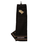 Central Florida Golden Knights Embroidered Golf Towel