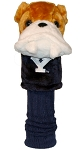 Yale Bulldogs Mascot Golf Head Cover