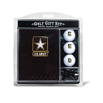 U.S. Army Embroidered Golf Gift Set