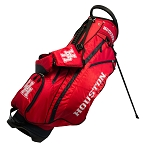 Houston Cougars Golf Fairway Stand Bag