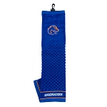 Boise State Broncos Embroidered Golf Towel