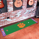 Clemson Tigers Putting Green Mat