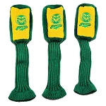 Colorado State Rams Set of 3 Graphite Head Covers