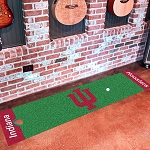 Indiana Hoosiers Putting Green Mat