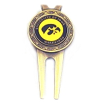 Iowa Hawkeyes Divot Repair Tool