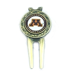 Minnesota Golden Gophers Divot Repair Tool