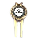 Oregon Ducks Divot Repair Tool