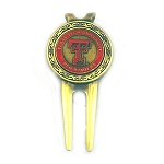 Texas Tech Red Raiders Divot Repair Tool