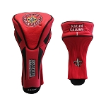 Louisiana Lafayette Ragin Cajuns Apex Golf Driver Head Cover