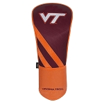 Virginia Tech Driver Head Cover Team Effort