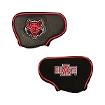 Arkansas State Blade Golf Putter Cover