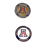 Arizona Wildcats Golf Ball Marker