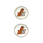 Bowling Green State Falcons Golf Ball Marker