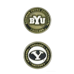 Brigham Young Cougars Golf Ball Marker