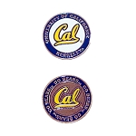 California-Berkeley Golden Bears Golf Ball Marker
