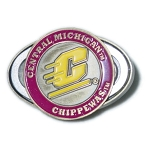 Central Michigan Chippewas Golf Ball Marker