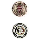 Florida State Seminoles Golf Ball Marker