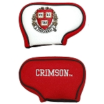 Harvard Crimson Blade Golf Putter Cover