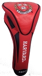 Harvard Crimson Apex Golf Driver Head Cover