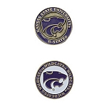Kansas State Wildcats Golf Ball Marker