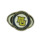 Marquette Golden Eagles 2 Marker Golf Hat Clip