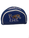 Memphis Tigers Mallet Golf Putter Cover