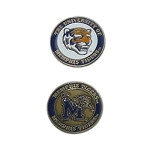Memphis Tigers Golf Ball Marker
