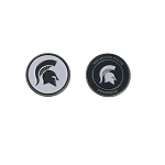 Michigan State Spartans Golf Ball Marker