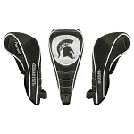 Michigan State Shaft Gripper Golf Fairway Headcover