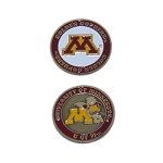 Minnesota Golden Gophers Golf Ball Marker