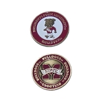 Mississippi State Bulldogs Golf Ball Marker