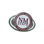 New Mexico State Aggies 2 Marker Golf Hat Clip