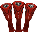 New Mexico Lobos Golf Contour 3 pack Head Covers