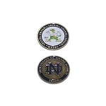 Notre Dame Fighting Irish Golf Ball Marker