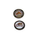 Oregon State Beavers Golf Ball Marker