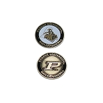 Purdue Boilermakers Golf Ball Marker