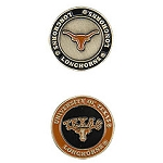 Texas Longhorns Golf Ball Marker