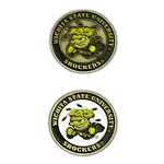 Wichita State Shockers Golf Ball Marker